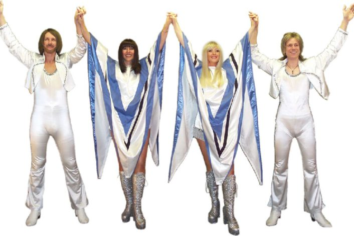 ABBA официальный сайт