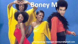 BONEY M original