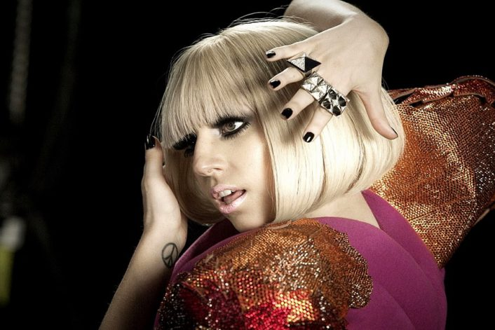 Lady Gaga официальный сайт