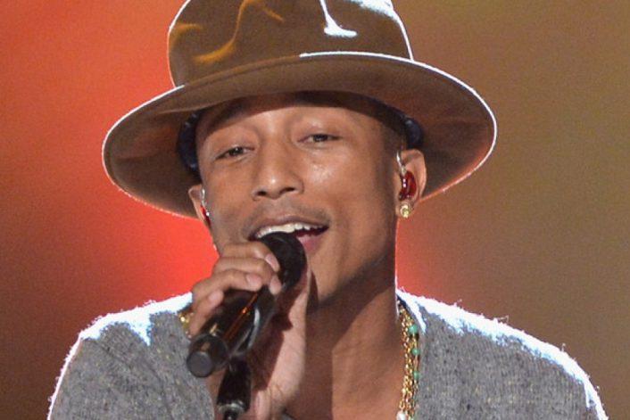Pharrell Williams официальный сайт