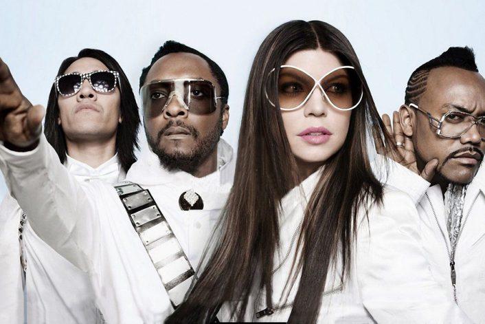 the Black Eyed Peas официальный сайт