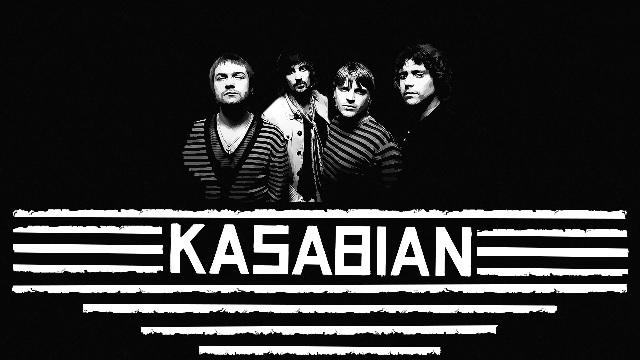 Kasabian официальный сайт