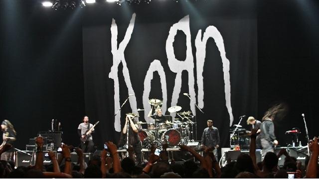 Korn официальный сайт
