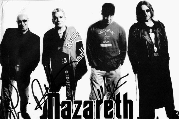 Nazareth официальный сайт
