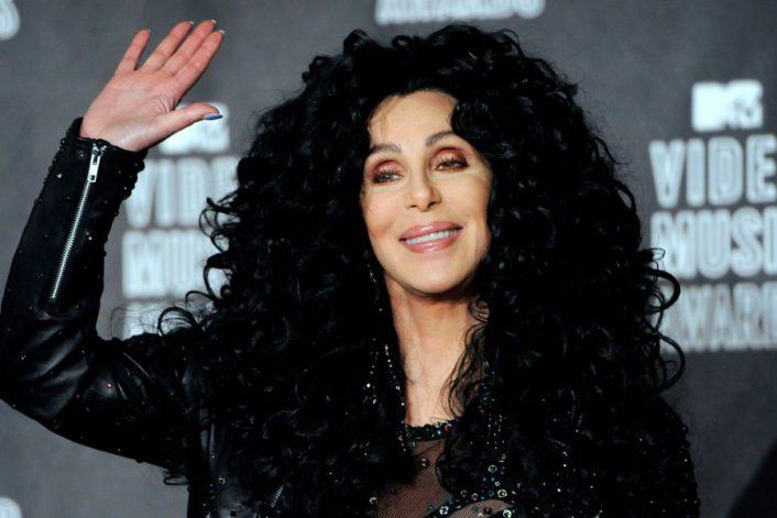 Cher официальный сайт