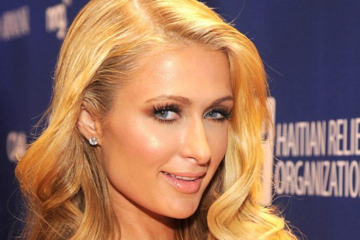 Paris Hilton официальный сайт