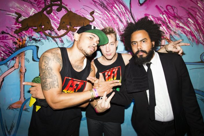 Major Lazer Official
