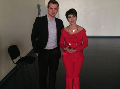 Roza Rymbaeva & BnMusic