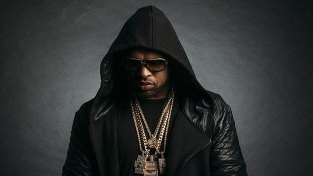 Страница Slim Thug на сайте официального агента в СНГ и Европе