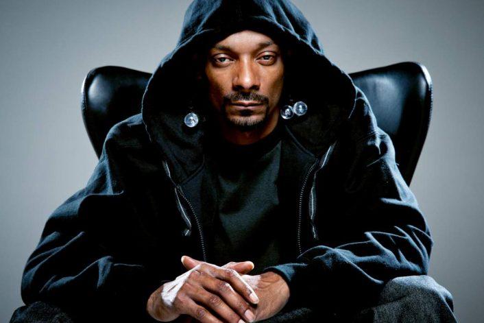 Страница Snoop Dogg на сайте официального агента