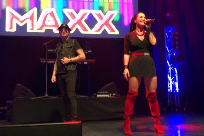 Заказать MAXX на праздник через официального букинг агента