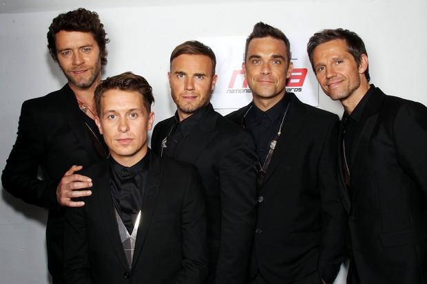 Заказать Take That на корпоратив, свадьбу, День города в букинг-агентстве BnMusic