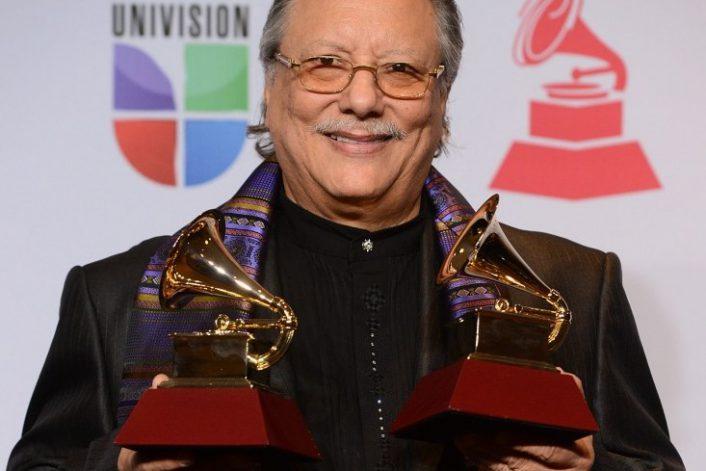 Страница Arturo Sandoval на сайте официального букинг-агента Bnmusic