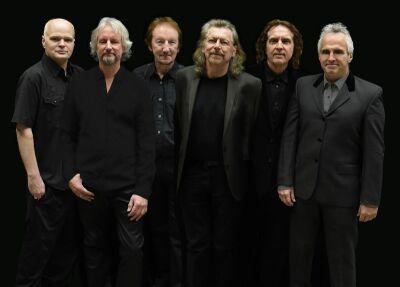 Страница Electric Light Orchestra на сайте официального букинг-агента Bnmusic