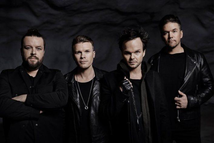 Страница The Rasmus на сайте официального букинг-агента Bnmusic