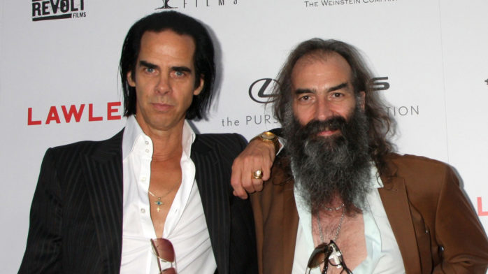 Страница Nick Cave & The Bad Seeds на сайте официального букинг-агента Bnmusic
