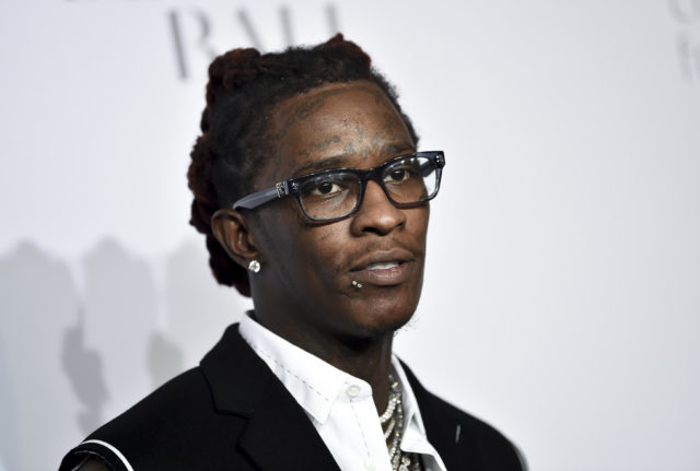 Пригласить Young Thug на праздник без посредников