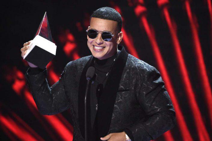 Страница Daddy Yankee на сайте официального букинг-агента Bnmusic