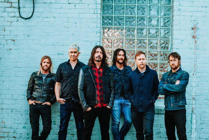 Заказать Foo Fighters в букинг-агентстве BnMusic