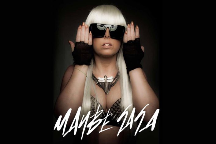 Страница Lady Gaga tribute на сайте букинг-агентства BnMusic