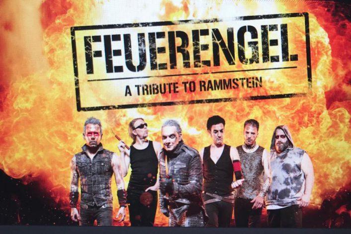 Заказать Rammstein Tribute Show на корпоратив, День города, Новый год в BnMusic