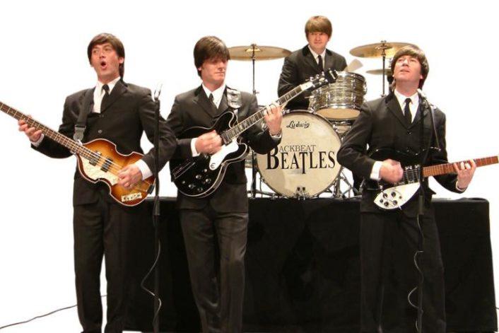 Заказать Beatles tribute show на корпоратив, свадьбу, Новый год в BnMusic