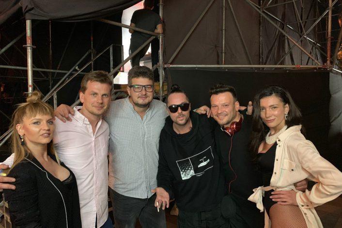 Fly Project на Дне Металлурга в Мариуполе с букинг-агентом BnMusic