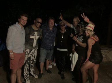 Londonbeat с букинг-агентом BnMusic в Словакии