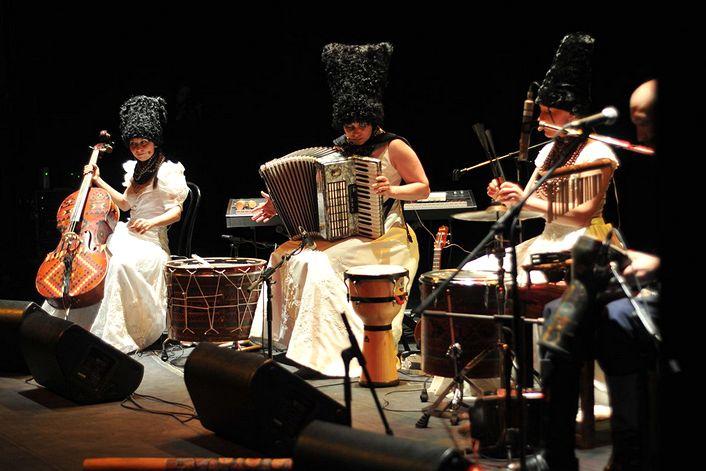 Дахабраха - заказать концерт в BnMusic