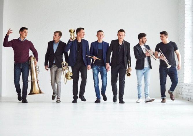 Дикоbrass - пригласить на праздник в букинг-агентстве BnMusic
