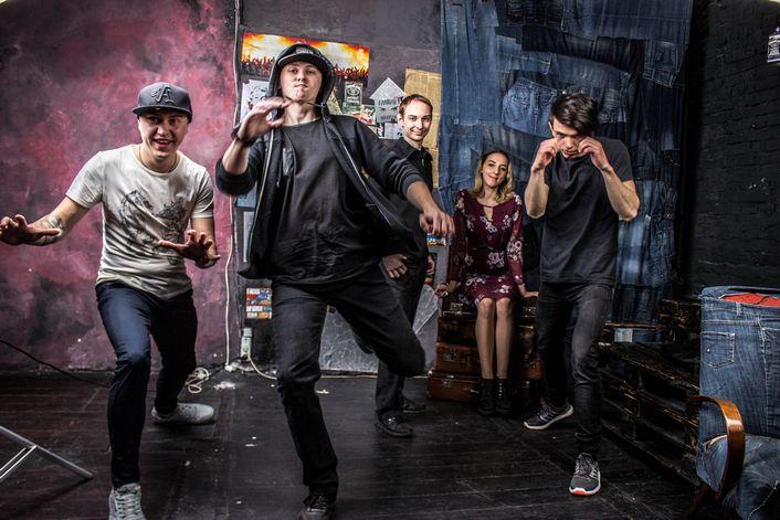Monkey Shock Band - заказать концерт в BnMusic