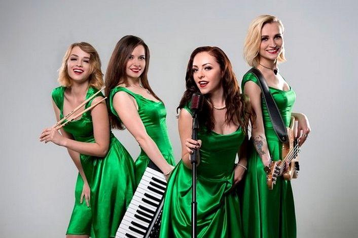 Ultramarine Girls Band - заказать на корпоратив