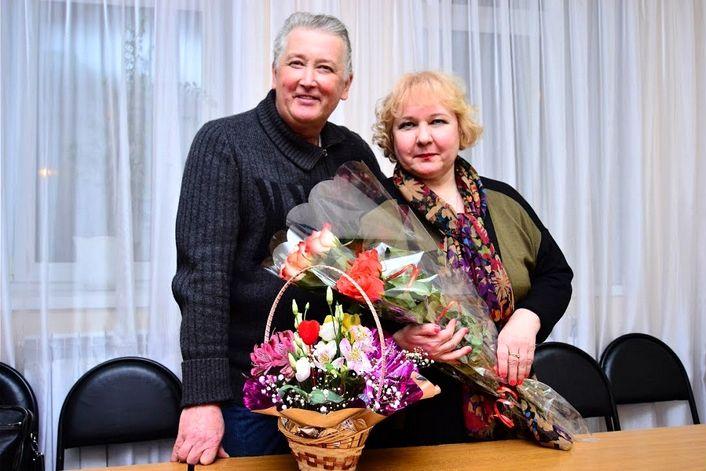 Коркина Валентина и Виктор Остроухов - заказать ведущим в BnMusic