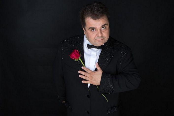 Рост Сергей - пригласить на праздник в букинг-агентстве BnMusic