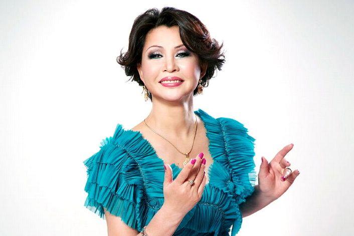 Роза Рымбаева - заказать концерт в BnMusic
