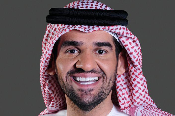 Страница Waleed Al Wasmi на сайте официального агента для заказа на корпоратив