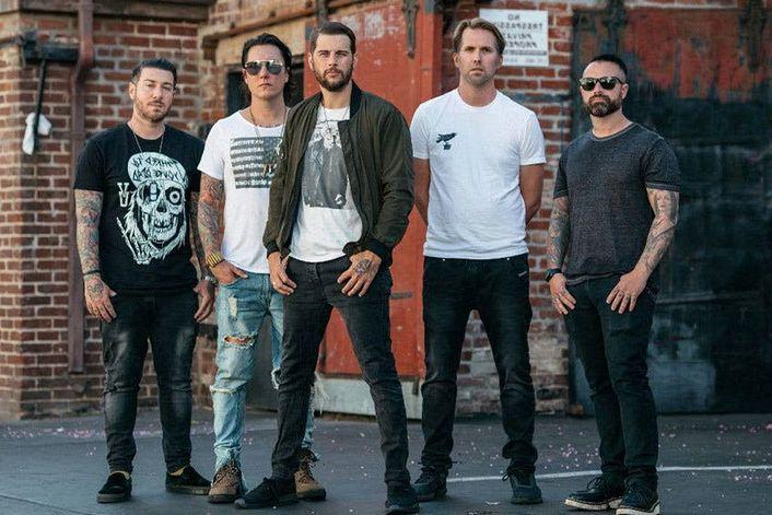 Avenged Sevenfold - пригласить на праздник в букинг-агентстве BnMusic
