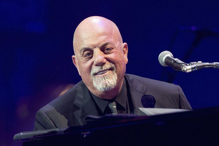 Billy Joel - организуем концерт без посредников и переплат