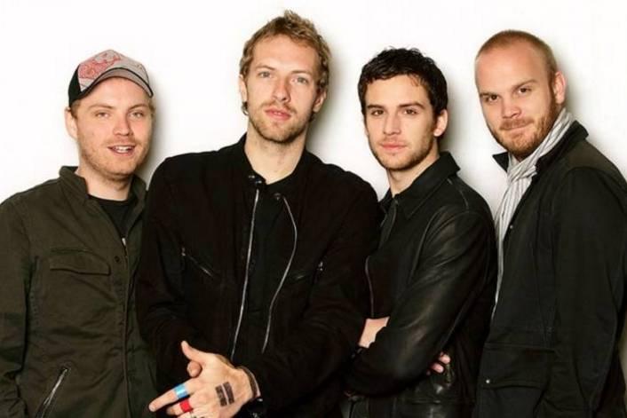 Coldplay - заказать на корпоратив