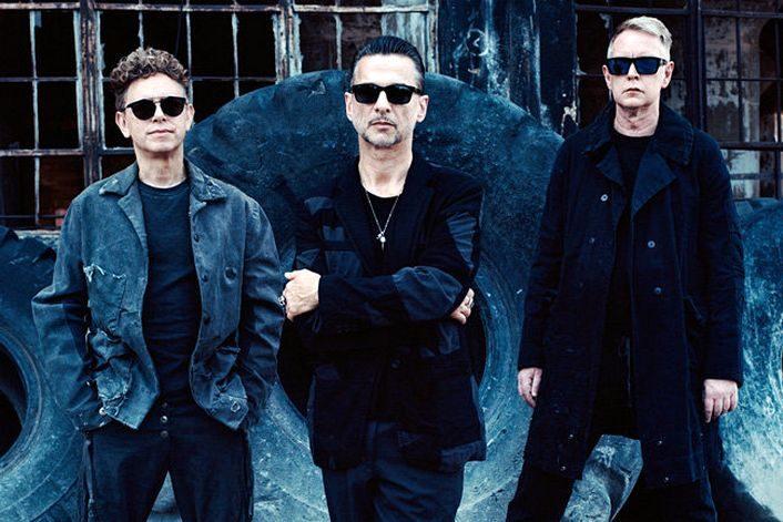 Depeche Mode - заказать на корпоратив