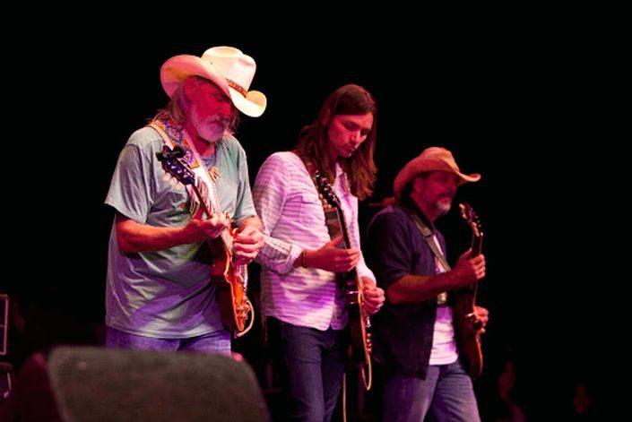 Dickey Betts & Great Southern - организуем концерт без посредников и переплат
