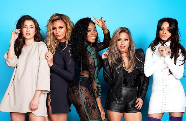 Fifth Harmony - страница на официальном сайте агента