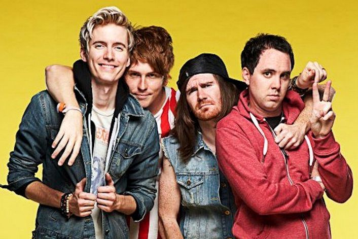 Forever the Sickest Kids - заказать концерт в BnMusic