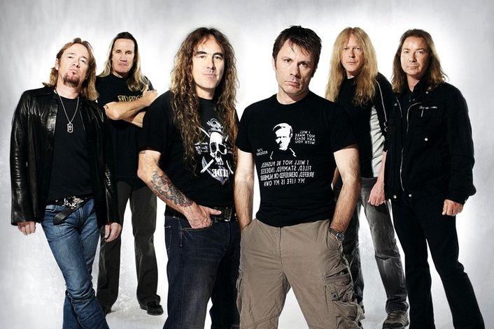 Iron Maiden - организуем концерт без посредников и переплат