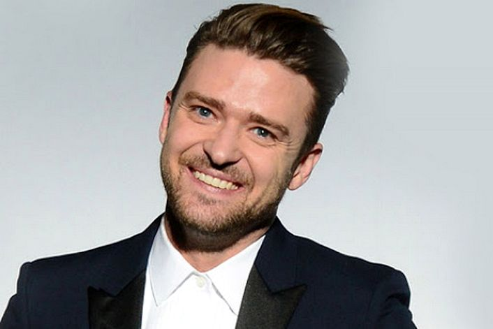 Justin Timberlake - пригласить на праздник в букинг-агентстве BnMusic