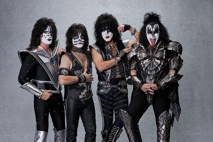 Kiss - заказать на корпоратив