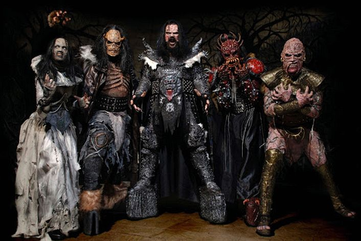 Lordi - заказать концерт в BnMusic