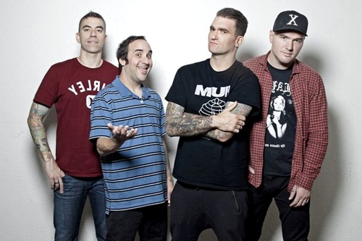 New Found Glory - заказать концерт в BnMusic
