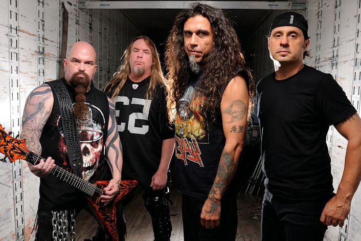 Slayer - организуем выступление артиста на вашем празднике