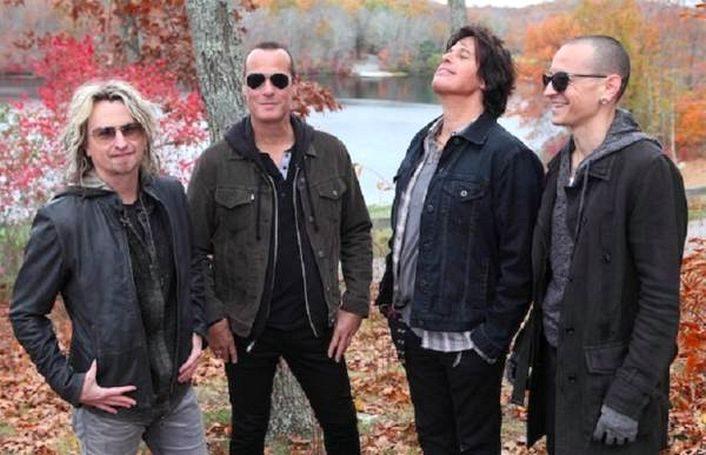 Stone Temple Pilots - заказать концерт в BnMusic